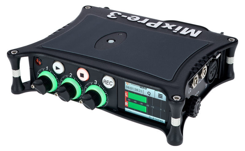 MixPre-3 II